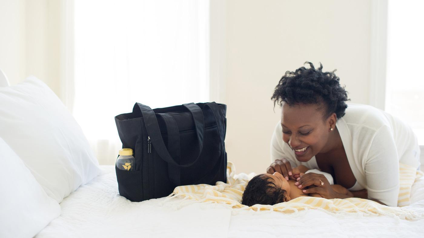Dein Baby Mit Muttermilch Füttern Abpumpen Medela