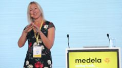 Medela Research Symposium London 2019_Donna Geddes_2